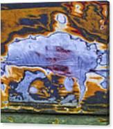Home On Deranged Canvas Print