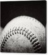 Home Run Ball II  Canvas Print