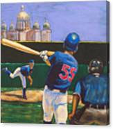 Home Run Canvas Print