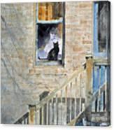 Homecoming Canvas Print