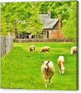 Homeplace Canvas Print