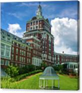 Homestead Omni Hotel Canvas Print