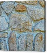 Homestead Stonework Canvas Print