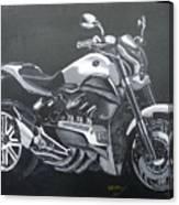 Honda Concept Evo 6 Canvas Print