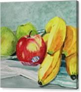 Honeycrisp Canvas Print