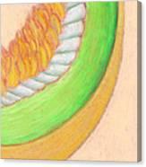 Honeydew Canvas Print