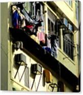Hong Kong Apartment 8 Canvas Print