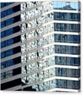 Hong Kong Architecture 64 Canvas Print