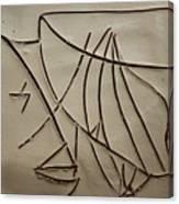 Honour - Tile Canvas Print