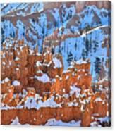 Hoodoo Fortress Canvas Print