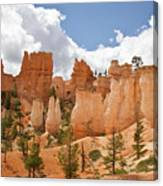 Bryce Hoodos And Spires Canvas Print