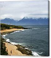 Hookipa Beach Maui North Shore Hawaii Canvas Print