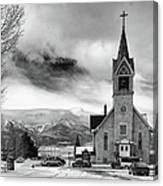 Hope Evangelical Lutheran Church Canvas Print