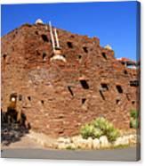 Hopi House Gcnp Az Canvas Print