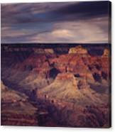 Hopi Point - Grand Canyon Canvas Print
