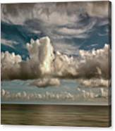 Horizontal Departure Canvas Print