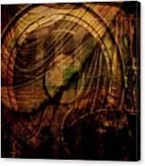 Horloge Astronomique Canvas Print