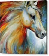 Horse Angel No 1 Canvas Print