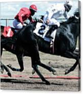 Horse Power 12 Canvas Print