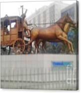 Land Owner  Canvas Print