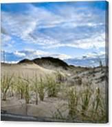 Horseneck Beach Ma. 3 Canvas Print