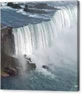 Horseshoe Falls At Niagara Canvas Print
