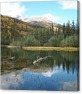 Horseshoe Lake Canvas Print