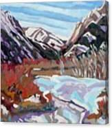 Horseshoe Park Canvas Print