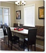Hospice Quinte Meeting Room A Canvas Print