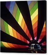 Hot Air Baloon Canvas Print