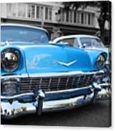 hot Classic Cheves Canvas Print