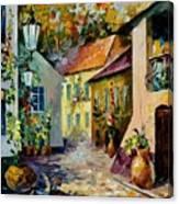 Hot Noon Original Oil Painting  Canvas Print