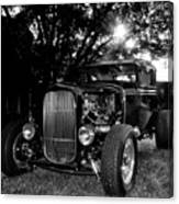 Hot Rod - Ford Model A Canvas Print