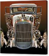 Hot Rod Lincoln Too Canvas Print