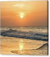 Hot Summer Sun Canvas Print