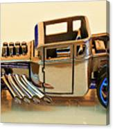 Hot Wheels Bone Shaker Hotwheels Canvas Print