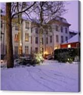 Hotel Karel V In Utrecht 12 Canvas Print