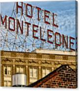 Hotel Monteleone - New Orleans Canvas Print