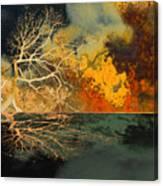 Hotzone Canvas Print
