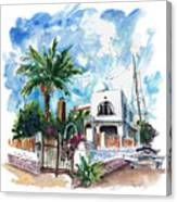 House In San Jose 02 Canvas Print