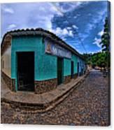 House Of Altagracia De Orituco Canvas Print