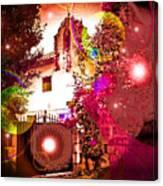 House Of Magic Canvas Print