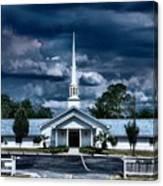 House Of Prayer Canvas Print