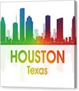 Houston Tx Canvas Print