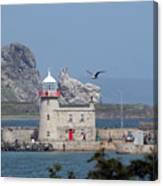 Howth Lighthouse 0005 Canvas Print