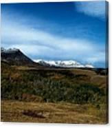 Hudson Bay Divide Canvas Print