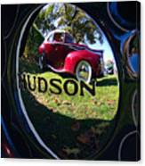 Hudson Reflections Canvas Print