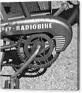 Huffy Radio Bike Canvas Print