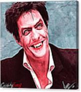 Hugh Grant Canvas Print