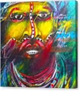 Huli Canvas Print